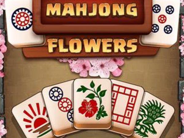 Bild zu Karten & Brett-Spiel Mahjong Flowers