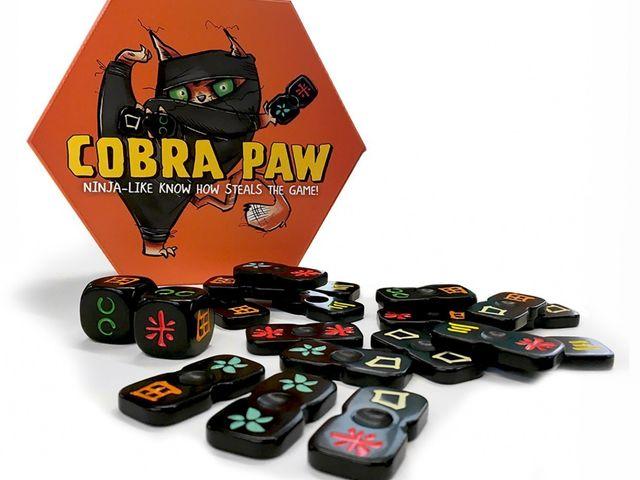 Cobra Paw Bild 1
