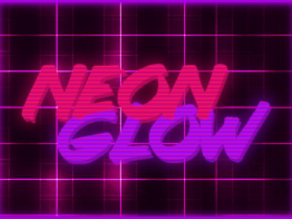 Bild zu Action-Spiel Neon Glow