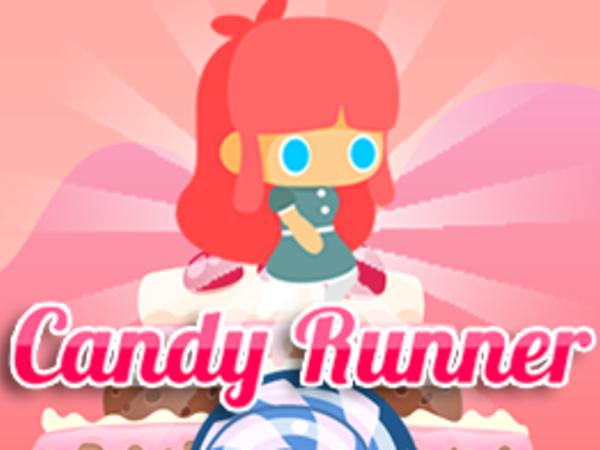 Bild zu Geschick-Spiel Candy Runner