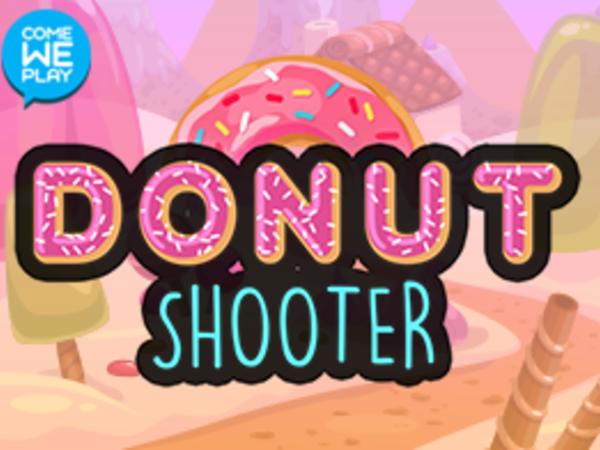 Bild zu Geschick-Spiel Donut Shooter