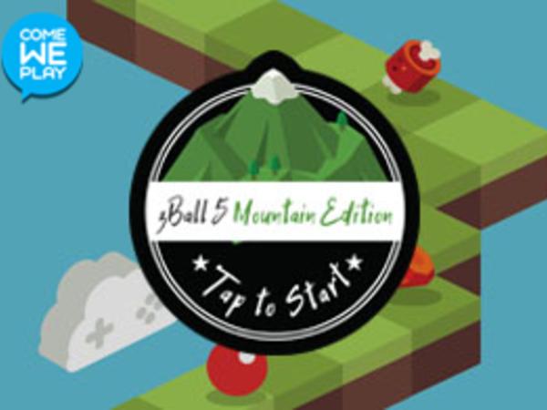 Bild zu Neu-Spiel zBall 5 Mountain Edition