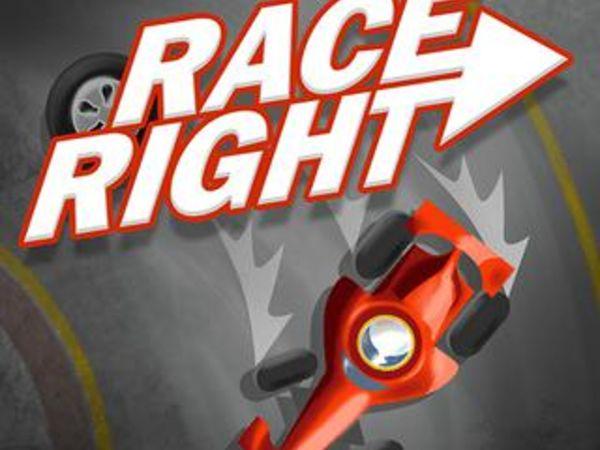 Bild zu Rennen-Spiel Race Right