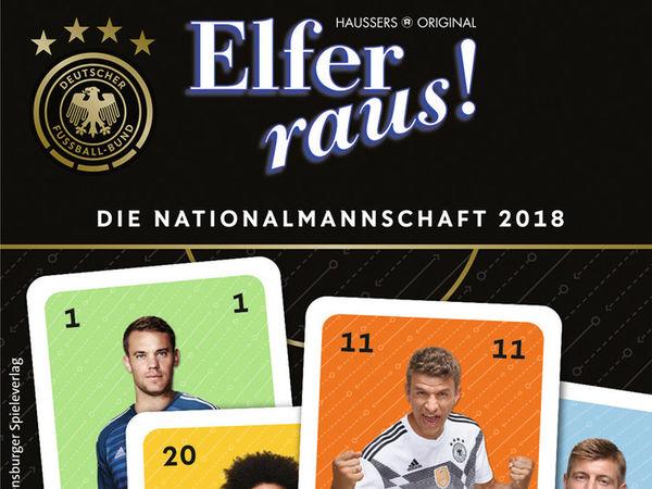 Bild zu Alle Brettspiele-Spiel Elfer raus! Die Nationalmannschaft 2018