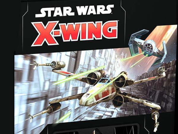 Bild zu Alle Brettspiele-Spiel Star Wars X-Wing - Miniaturen-Spiel - Zweite Edition