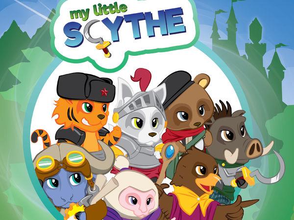 Bild zu Alle Brettspiele-Spiel My Little Scythe
