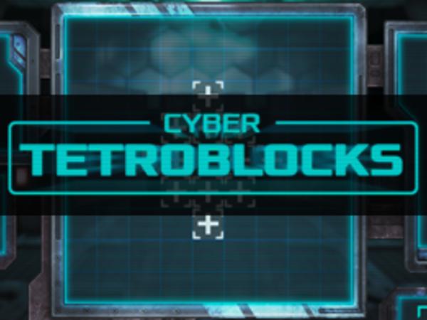 Bild zu Klassiker-Spiel Cyber Tetroblocks