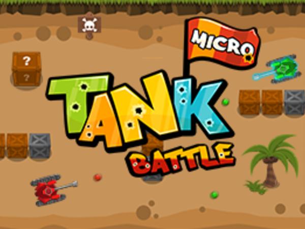Bild zu Action-Spiel Tank Battle