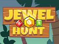 Denken-Spiel Jewel Hunt spielen
