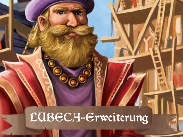 Bild zu Alle Brettspiele-Spiel Riga: Lubeca-Erweiterung