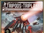 Vorschaubild zu Spiel Wings of Glory: Tripods & Triplanes