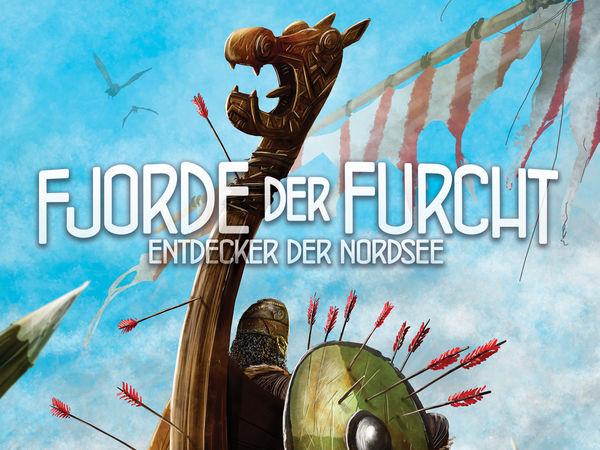 Bild zu Alle Brettspiele-Spiel Entdecker der Nordsee: Fjorde der Furcht