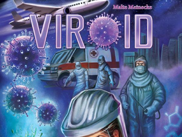 Bild zu Alle Brettspiele-Spiel Viroid