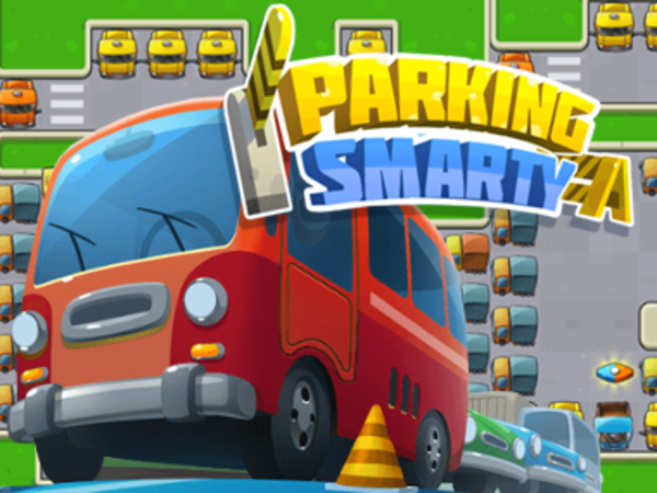 Bild zu Denken-Spiel Parking Smarty