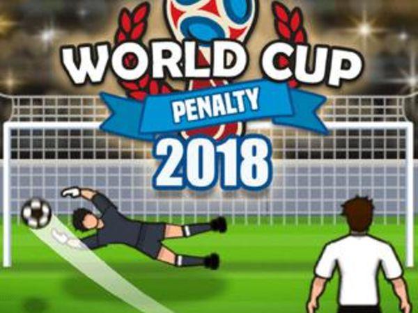 Bild zu Sport-Spiel World Cup Penalty 2018