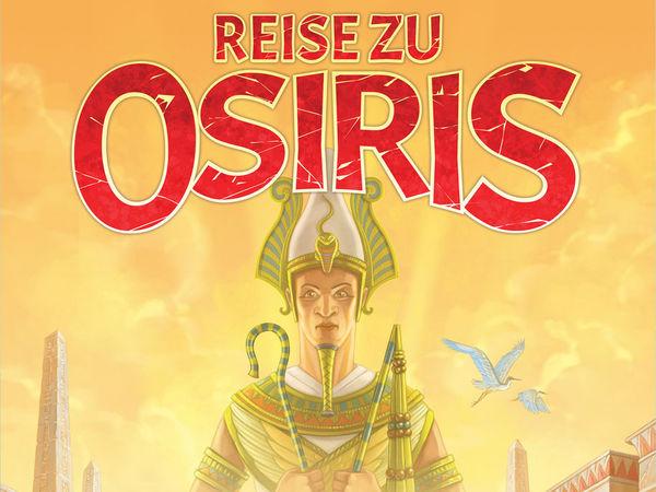 Bild zu Alle Brettspiele-Spiel Reise zu Osiris