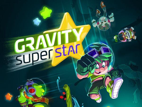 Bild zu Alle Brettspiele-Spiel Gravity Superstar
