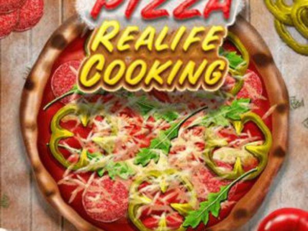 Bild zu Mädchen-Spiel Pizza Realife Cooking