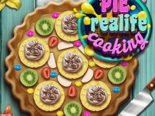 Bild zu Mädchen-Spiel Pie Realife Cooking
