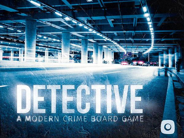 Bild zu Spiel des Jahres-Spiel Detective: Ein Krimi-Brettspiel