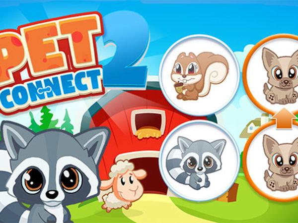 Bild zu Mädchen-Spiel Pet Connect 2