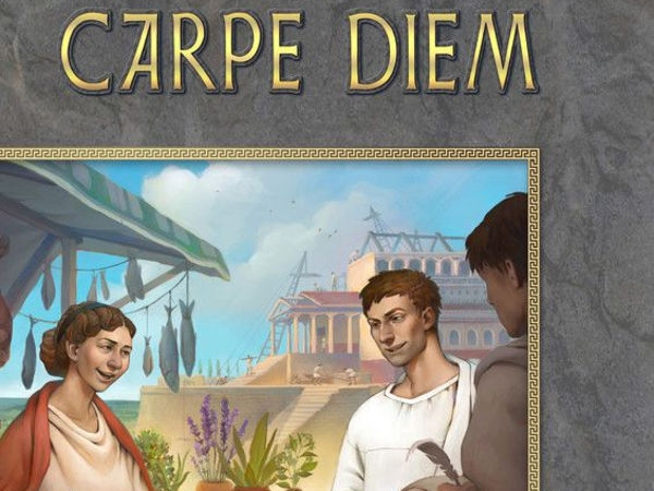 Bild zu Alle Brettspiele-Spiel Carpe Diem