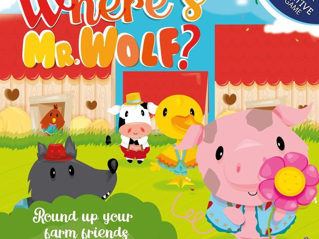 Where's Mr. Wolf? Bild 1