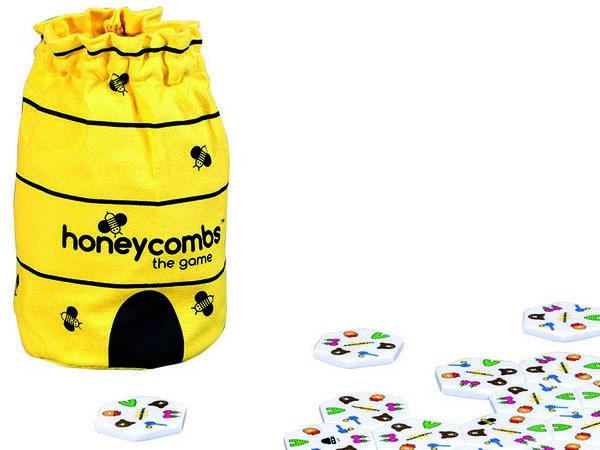 Bild zu Alle Brettspiele-Spiel Honeycombs