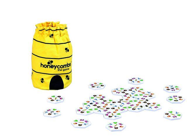 Honeycombs Bild 1