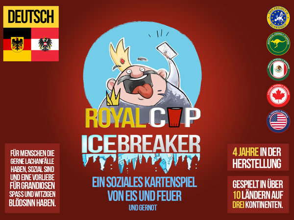 Bild zu Alle Brettspiele-Spiel Royal Cup: Icebreaker