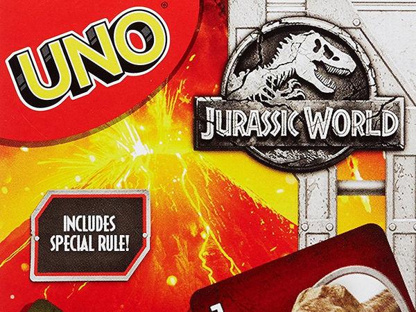 Bild zu Alle Brettspiele-Spiel Uno Jurassic World