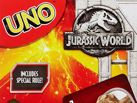 Uno Jurassic World