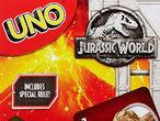 Vorschaubild zu Spiel Uno Jurassic World