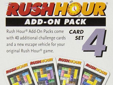 Rush Hour: Erweiterungsset 4