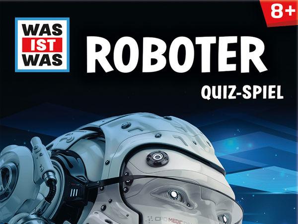 Bild zu Alle Brettspiele-Spiel Was ist was: Roboter - Quiz-Spiel