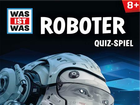 Was ist was: Roboter - Quiz-Spiel