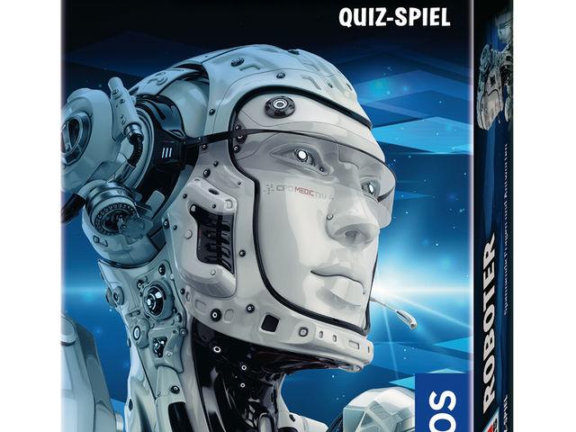 Was ist was: Roboter - Quiz-Spiel Bild 1