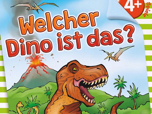 Bild zu Alle Brettspiele-Spiel Welcher Dino ist das?