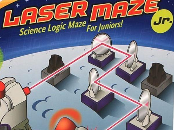 Bild zu Alle Brettspiele-Spiel Laser Maze Junior