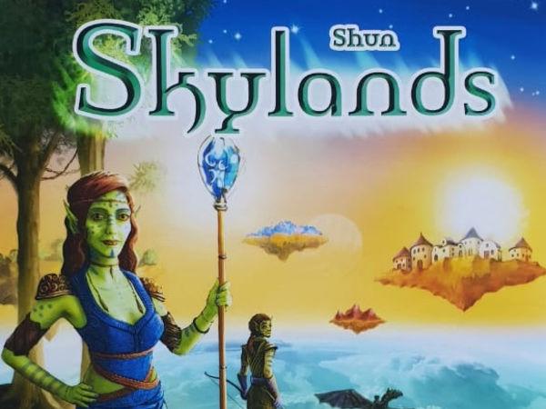 Bild zu Alle Brettspiele-Spiel Skylands