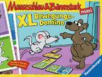 Vorschaubild zu Spiel Mauseschlau & Bärenstark: XL Bewegungs-Domino