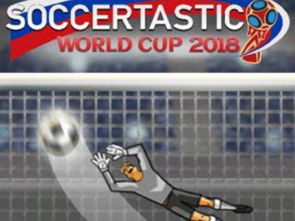 Bild zu Action-Spiel Soccertastic World Cup 2018