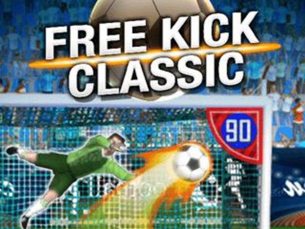 Bild zu Action-Spiel Free Kick Classic