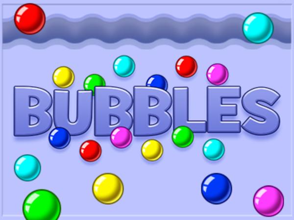 Bild zu Geschick-Spiel Bubbles