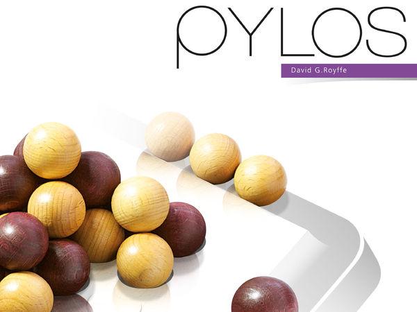 Bild zu Alle Brettspiele-Spiel Pylos