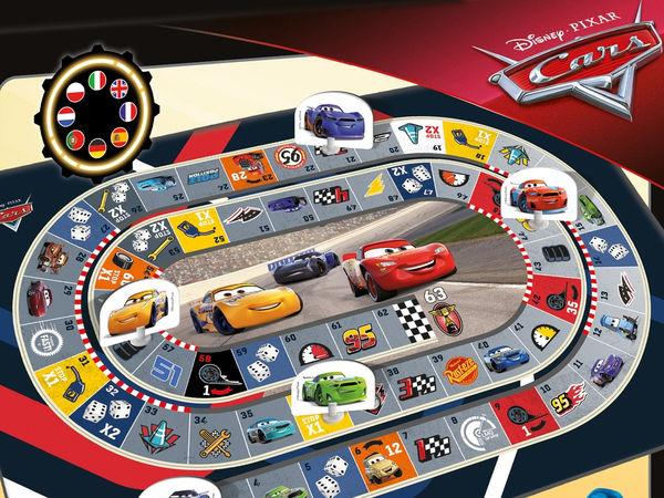 Bild zu Alle Brettspiele-Spiel Grand Prix Spiel: Cars 3