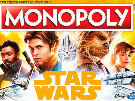 Monopoly: Solo - A Star Wars Story