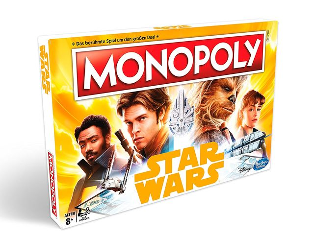 Monopoly: Solo - A Star Wars Story Bild 1