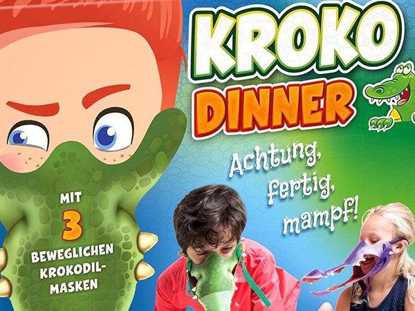 Bild zu Alle Brettspiele-Spiel Kroko Dinner
