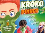 Vorschaubild zu Spiel Kroko Dinner